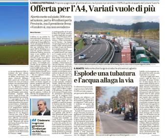 Giornale di Vicenza, 21 gennaio 2017 (pagina 2)