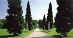 4. Parco Querini_viale delle statue